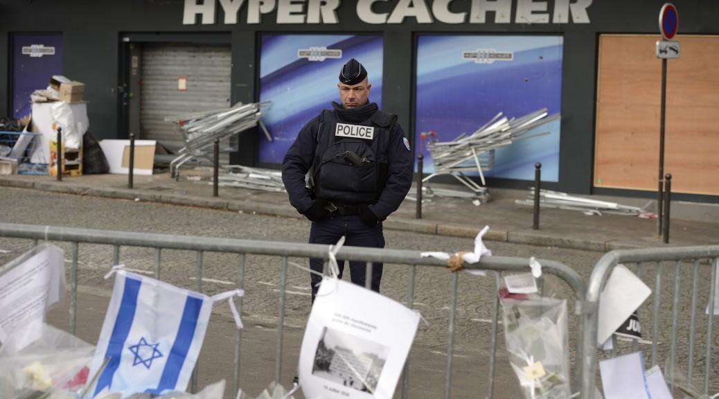 Hyper cacher porte de Vincennes