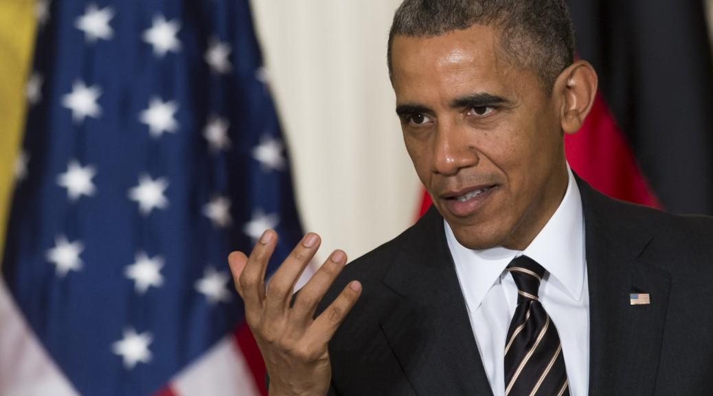 Barack Obama, président des États-Unis (AFP)