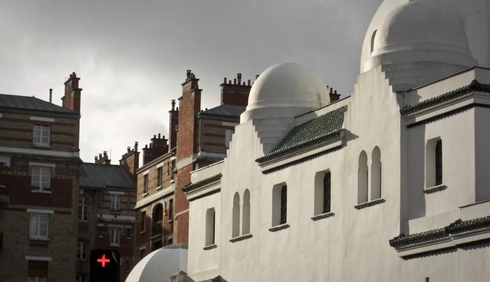 Grande mosquée de Paris (Marc Notari/ Flikr)