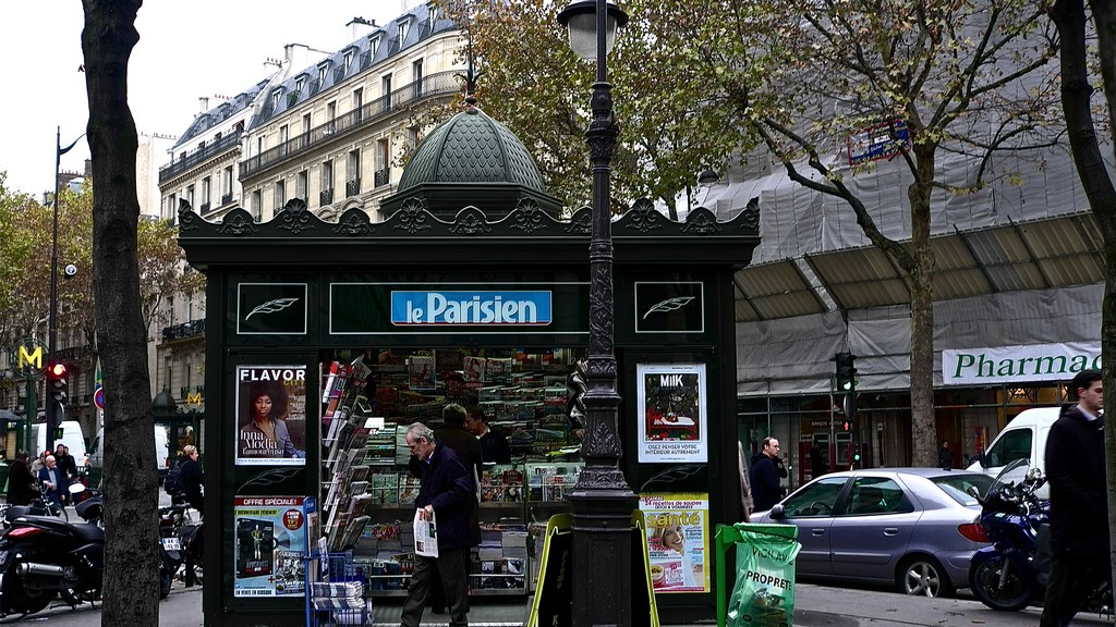 Charpie Hebdo arrivera en kiosque (Creative Commons/Régis Frasseto)