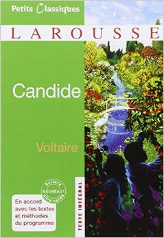 """Candide"", Voltaire"