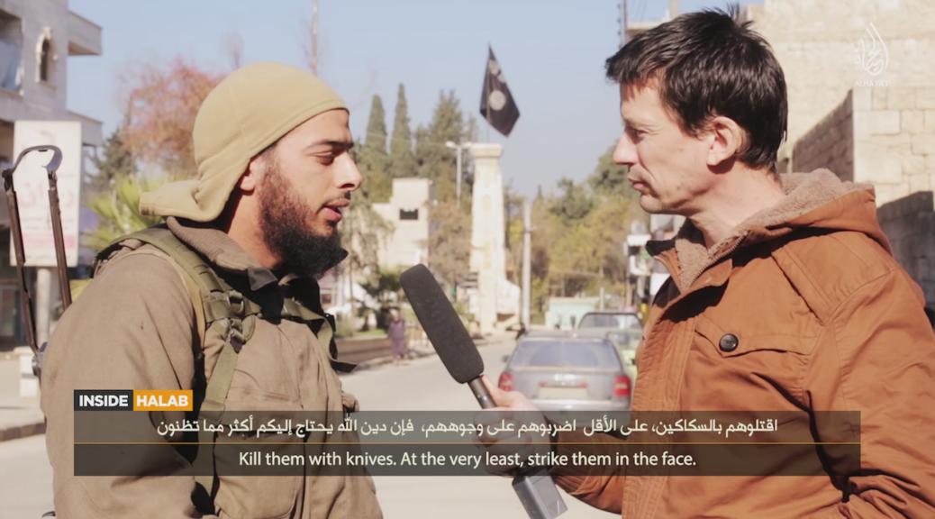 John Cantlie (capture d'écran)