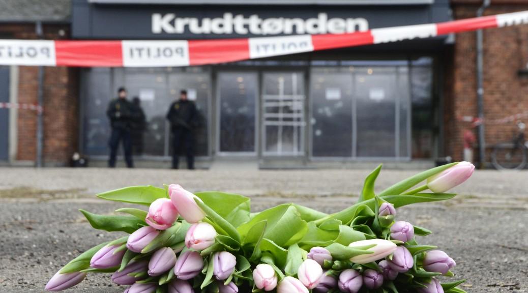 Centre culturel Krudttonden attaqué samedi à Copenhague.