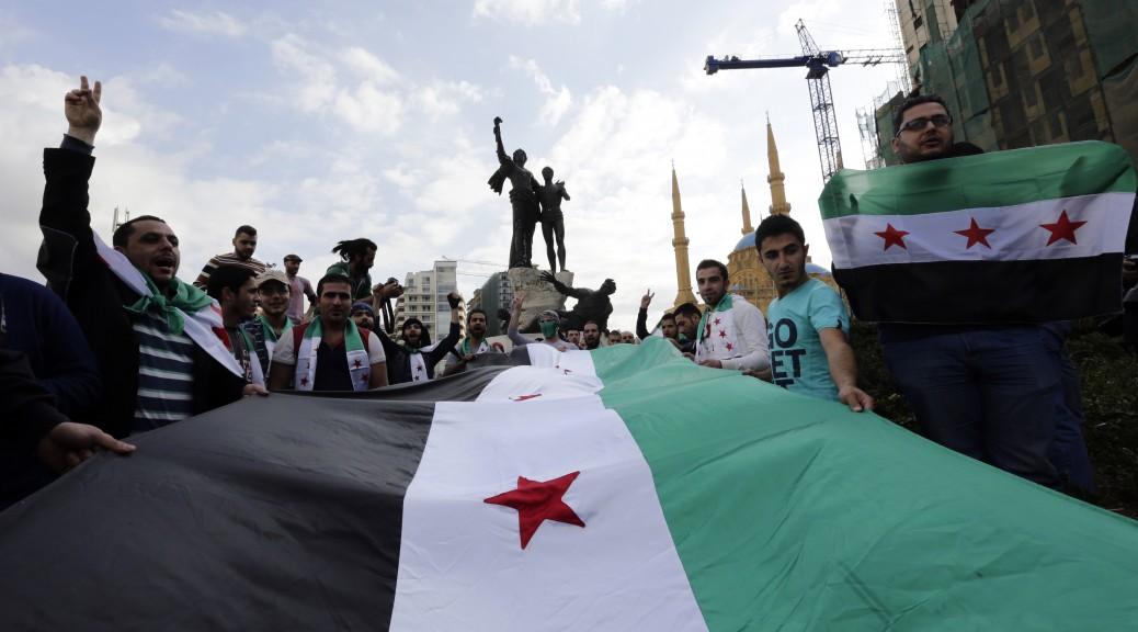 LEBANON-SYRIA-CONFLICT-ANNIVERSARY