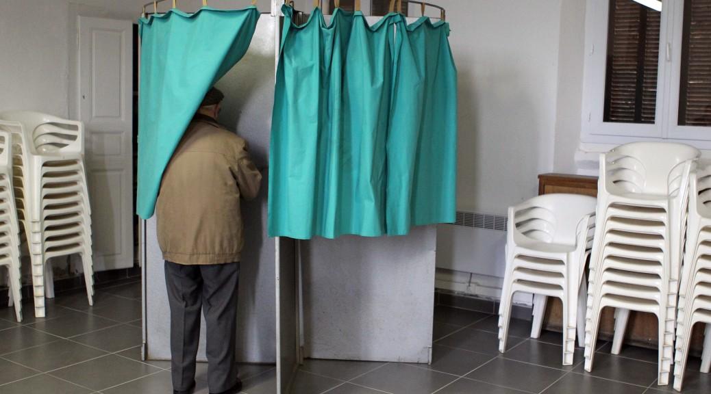 FRANCE-VOTE-DEPARTEMENTALES-CORSICA