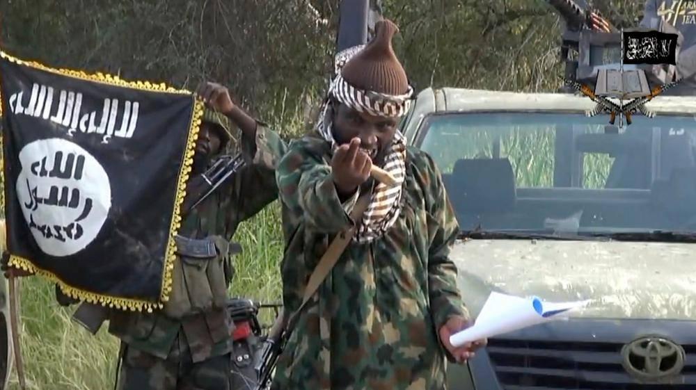 crédit : Boko Haram capture d'écran / AFP