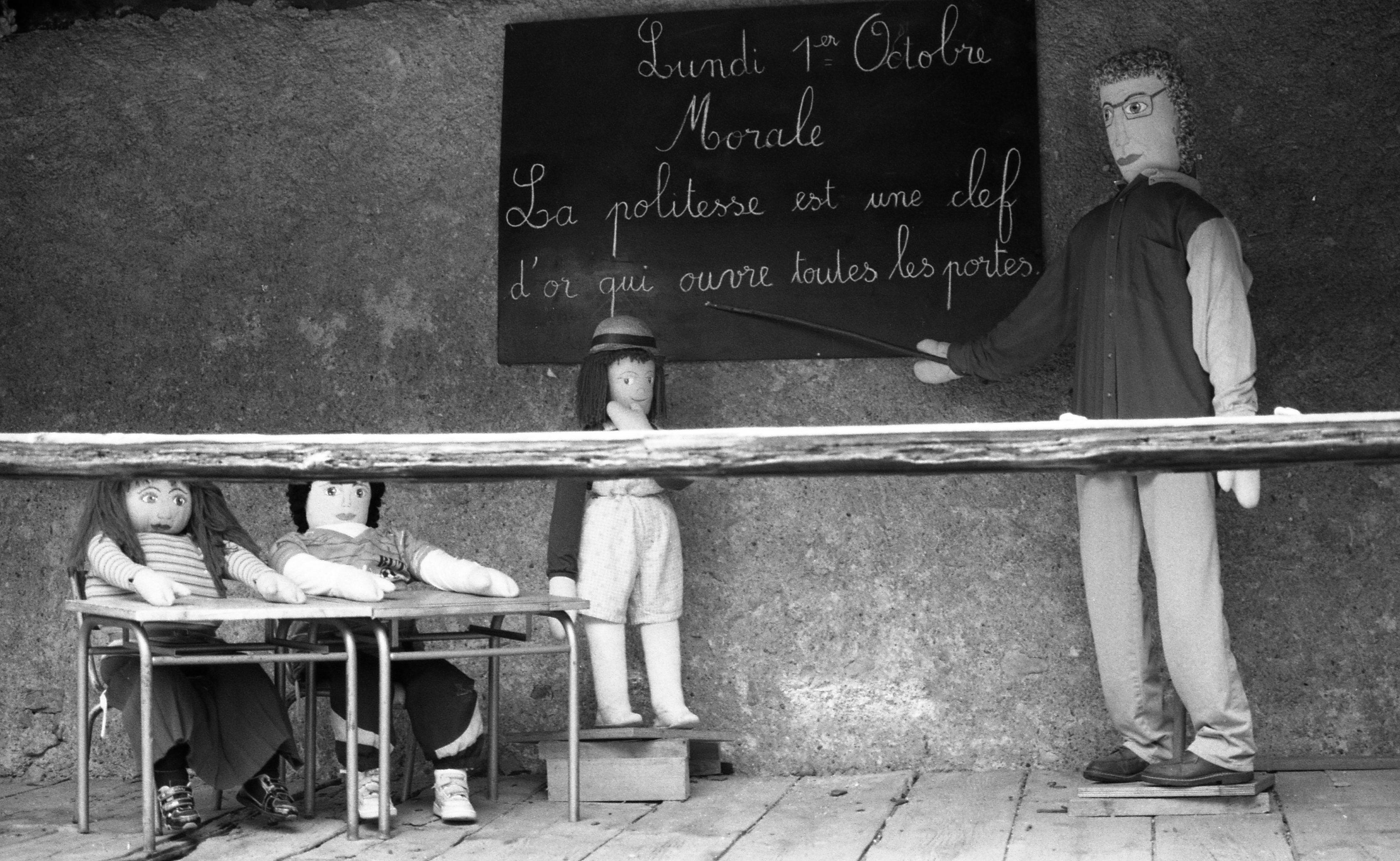 La leçon de morale (Oberdorff Antoine / creative commons)