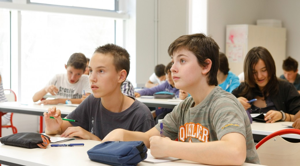 Salle de classe (CG94 / Creative commons )