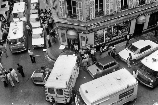 FRANCE-ATTACK-GOLDENBERG-ROSIERS-FILES