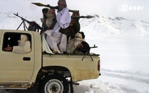 Chaque année, les talibans organisent leur assaut de printemps contre les forces internationales.