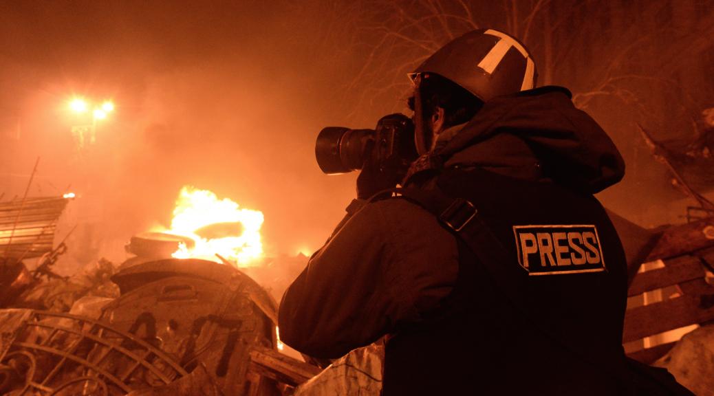 Est-il plus dangereux d'être journaliste aujourd'hui qu'hier ?