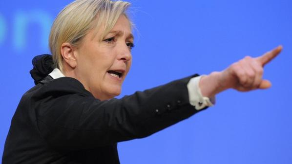 President of French far-right party Fron