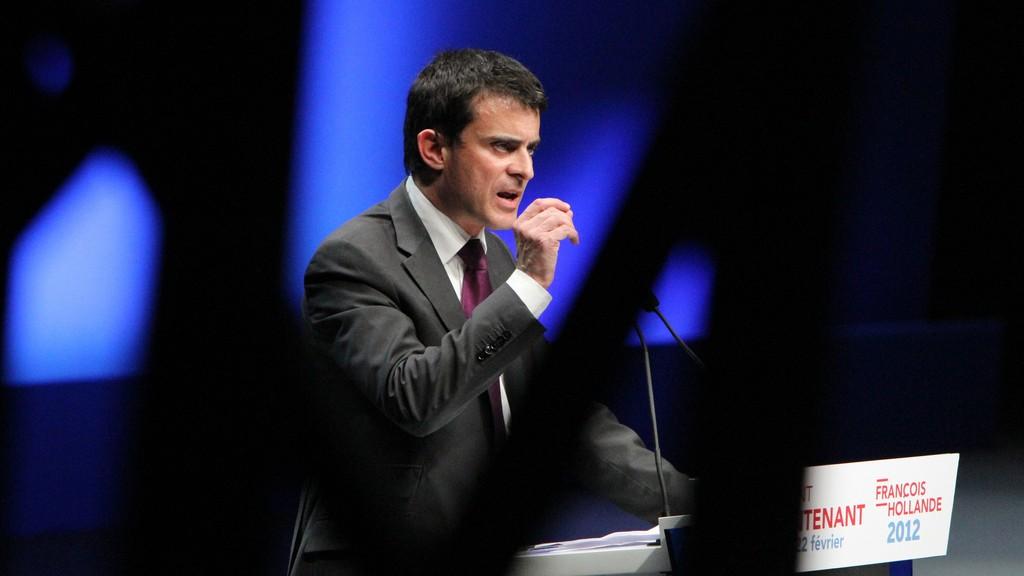 Manuel Valls, en 2012 (Parti socialiste-CC BY 2.0)